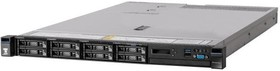 5463K7G, TopSeller x3550 M5, Xeon 10C E5-2650v3 105W 2.3GHz/2133MHz/25MB, 1x16GB, O/Bay HS 2.5in SATA/SAS, SR