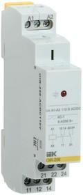 Реле промежуточное OIR 2 конт. (8А) 110В AC/DC IEK OIR-208-ACDC110V