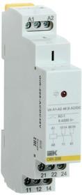 Реле промежуточное OIR 2 конт. (8А) 48В AC/DC IEK OIR-208-ACDC48V