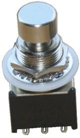 PBS-24-302S, Кнопка с фиксацией ON-ON