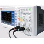 Фото 2/6 UTD2025CL, Осциллограф цифровой, 2 канала х 25МГц, USB, цветной дисплей