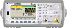 33512B, Генератор сигналов, 2 канала, 20 МГц, сигналы произвольной формы (Госреестр)