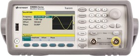 33621A, Генератор сигналов, 1 канал, 120 МГц