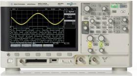 DSOX2022A, Цифровой осциллограф, 2 канала, 200МГц (Госреестр)