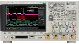 DSOX3014T, Цифровой осциллограф 4 канала х 100 МГц (Госреестр РФ)