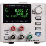 E36102A, Источник питания постоянного тока 30 Вт, 6 В, 5 А
