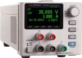Фото 1/2 E36104A, Источник питания постоянного тока 35 Вт, 35 В, 1 А