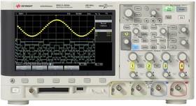 MSOX2004A, Цифровой осциллограф смешанных сигналов 4 канала х 70МГц (Госреестр)