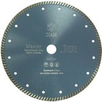 Круг алмазный DIAM Ф125x22мм MASTER 2.0x7.5мм Ф125х2х22мм ...