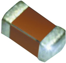 06031A130JAT2A, CAPACITOR CERAMIC 13PF 100V, C0G, 5%, 06