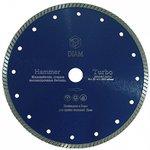 Круг алмазный DIAM Ф125x22мм HUMMER 2.4x10мм для бетона