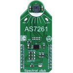 MIKROE-2972, Add-On Board, Spectral Click Board ...