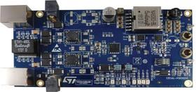 STEVAL-POE002V1, PM8804/PM8805 Power Over Ethernet 4.875VDC to 5.125VDC Output Evaluation Board