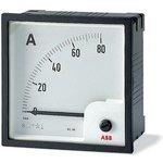 Амперметр переменного тока AMT1-A1/72 трансф. вкл. без шкалы ABB 2CSG322250R4001