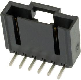 70553-0116, Разъем типа провод-плата, 2.54 мм, 12 контакт(-ов), Штыревой Разъем, SL 70553 Series