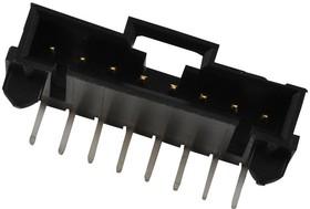 70555-0007, Разъем типа провод-плата, 2.54 мм, 8 контакт(-ов), Штыревой Разъем, SL 70555 Series