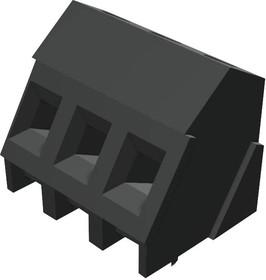 39880-0403, Клеммная колодка типа провод к плате, 5.08 мм, 3 вывод(-ов), 30 AWG, 12 AWG, 2.5 мм², Винт