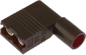 19006-0001, Клеммы быстрого отключения, Avikrimp 19006 Series, Гнездовой Быстрого Соединения, 6.35мм x 0.81мм