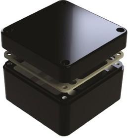 487-121208E-68, Black Heavy Duty Box, 125