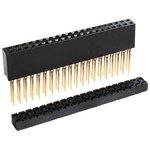 M20-6152005, Разъем типа плата-плата, PC104, 2.54 мм, 40 контакт(-ов), Гнездо ...
