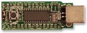 EC378, 4 программируемых 28-выводных ECIO USB микроконтроллера, питание/программирование через USB LabView