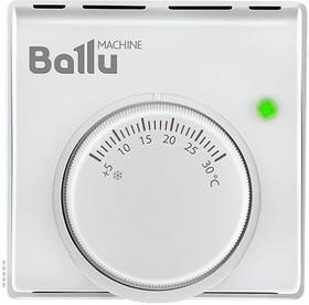 Фото 1/2 Термостат BALLU BMT-2 10А 220В t=+5…+30 °С 83x83x38 мм