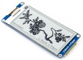 Фото 1/3 2.9inch e-Paper Module, E-Ink дисплей 296×128px, SPI интерфейс