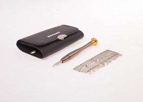 Фото 1/4 12-4762, Набор для точечных работ 25 предметов в чехле