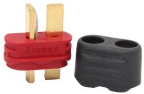 AM1015E-M, Разъем питания 2pin штекер Т-образный