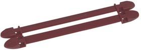 Держатель маркировки 14 символов красн. Duplix Leg 038462