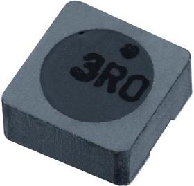744043151, Силовой индуктор поверхностного монтажа, Серия WE-TPC, 150 мкГн, 420 мА, 220 мА, Экранированный
