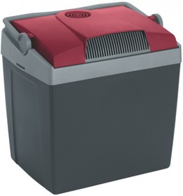 Автохолодильник MOBICOOL G26 DC 25л/12В/USB-разъем 39.6x29.6x39.5cm (желтый)