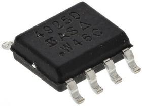 SI4925DDY-T1-GE3, Транзистор: P-MOSFET x2; полевой; -30В; -5,9А; 5Вт; SO8 | купить в розницу и оптом