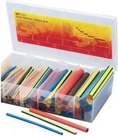 GTI Pack & Go Colours, Набор термоусадочной трубки, цветной