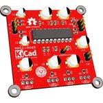 RDC1-0023, Предварительный усилитель с регулировкой тебра ...