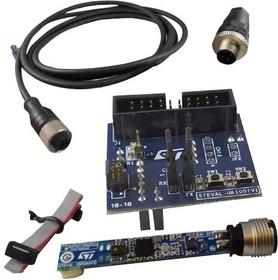 STEVAL-BFA001V1B, Reference Design Kit, Predictive Maintenance Kit, Sensors Included, IO-Link