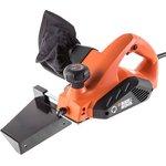 Рубанок B&D KW712KA 650Вт 17000об/мин нож 82мм срез 2.0мм в кейсе