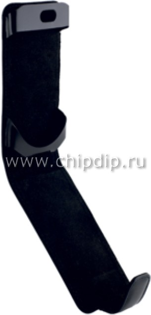 Фото - Чехол (флип-кейс) INTERSTEP Milton Deerskin, черный, для Samsung Galaxy S II.