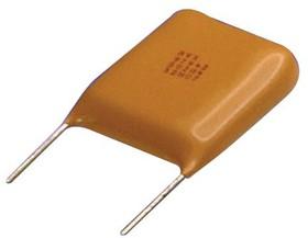 AR215C104K4R*, Многослойный керамический конденсатор, 0.1 мкФ, 50 В, Серия SkyCap AR, ± 10%, Радиальные Выводы