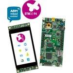 STM32F469I-DISCO, Отладочная плата на базе MCU STM32F469NIH6 (ARM Cortex-M4) ...