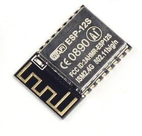 ESP-12S, Встраиваемый Wi-Fi модуль на базе чипа ESP8266