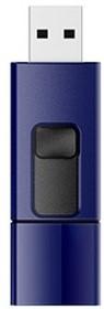 SP008GBUF3B05V1D, Флэш-диск 8 Gb Blaze B05 Blue USB 3.0