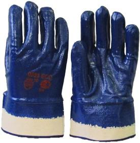 Перчатки ETALON 533 с нитрильным полным покрытием манжет-крага