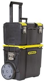 Ящик для инструментов STANLEY Mobile WorkCenter 1-70-326 3 в 1