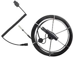 FLK-9MM/20M, Зонд с камерой и катушкой для видеоскопов Fluke DS701 и DS703 FC, диаметр 9 мм, длина 20 м