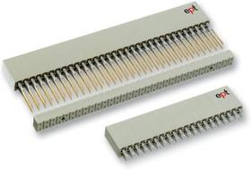 962-40326-03, Разъем типа плата-плата, CL2, 2.54 мм, 64 контакт(-ов), Гнездо, Серия VarPol, Сквозное Отверстие