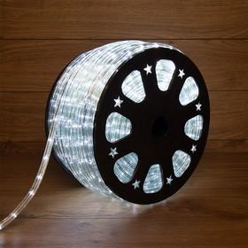 Фото 1/3 121-325-4, Дюралайт LED, свечение с динамикой (3W) - белый Эконом 24 LED/м , бухта 100м (за 1 м)
