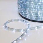 Фото 2/3 121-325-4, Дюралайт LED, свечение с динамикой (3W) - белый Эконом 24 LED/м , бухта 100м (за 1 м)