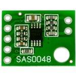 SAS0048, Миниатюрный одноканальный усилитель НЧ, 2.5 Вт, класс D
