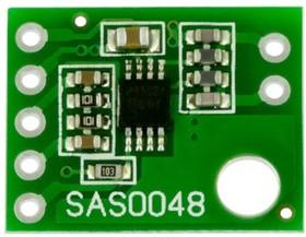 Фото 1/2 SAS0048, Миниатюрный одноканальный усилитель НЧ, 2.5 Вт, класс D